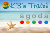 Online reservations at KB's Travel